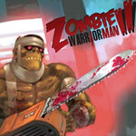 Zombie Warrior Man