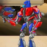 Transformers Fighting