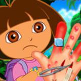 Dora Hand Injuries