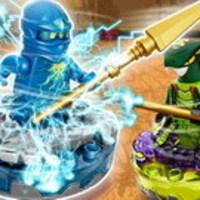 Ninjago Energy Spinner Battle