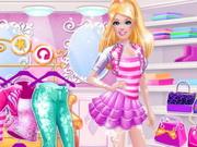 Barbie's Fashion Boutique
