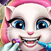Kitty Real Dentist