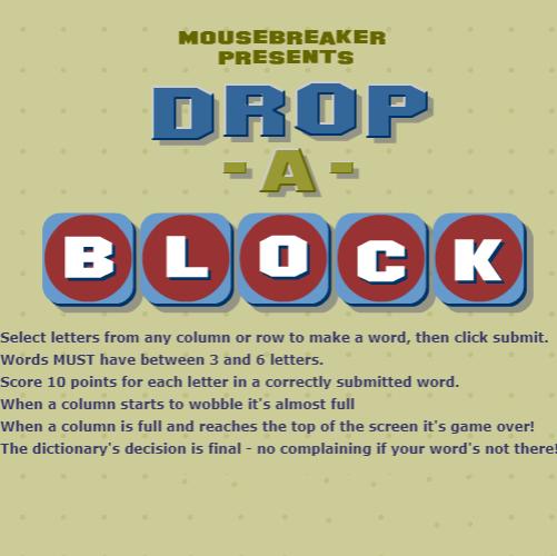 block craft spiele
