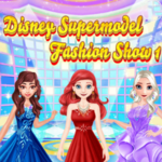 Disney Supermodel Fashion Show