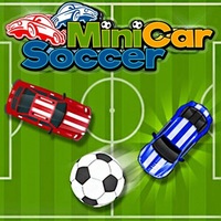 Popüler Oyunlar,Minicar Soccer is one of the Football Games that you can play on UGameZone.com for free. Would you like to play a car soccer game? There are seven different car models inside of the game, the speed and controlling of the car changes according to car model. And you can make the choice of ball size. You can either play against a friend or play against the CPU. Enjoy and have fun!
