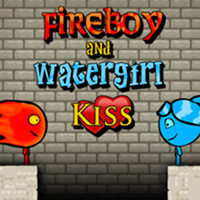 Fireboy and Watergirl: Kiss