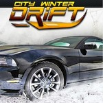 City Winter Drift