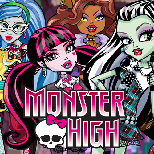 Monster High Games