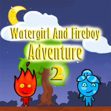 Watergirl And Fireboy: Adventure 2
