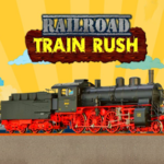Railroad Train Rush
