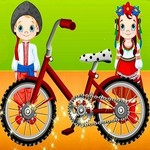 Kids Cycle Repair