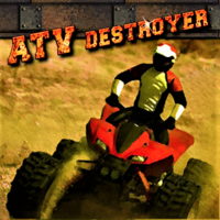 Tendenze dei giochi,ATV Destroyer is one of the Atv games that you can play on UGameZone.com for free. Ride through obstacle-laden scenarios with an all-terrain-ready ATV, accelerating hard and overcoming the various obstacles you encounter midway.