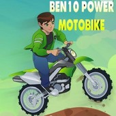 Ben 10 Power Motobike
