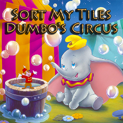 Sort My Tiles Dumbo's Circus