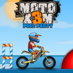 Moto X3M Pool Party