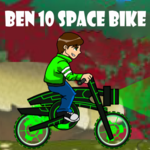 Ben 10 Space Bike