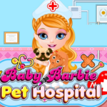 Baby Barbie Pet Hospital