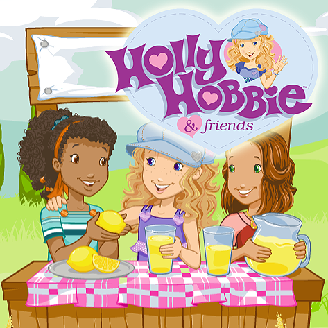 Holly Hobbie and Friends