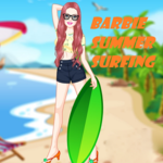 Barbie Summer Surfing