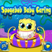 Spongebob: Baby Caring
