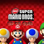 Super Mario Bros BP Oil Spill