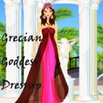 Grecian Goddess Dressup
