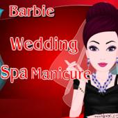 Barbie Wedding Spa Manicure