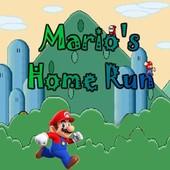 Mario's Home Run