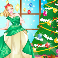 Barbie Christmas Princess