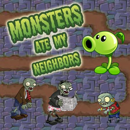 Monsters Ate My Neighbors