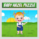 Baby Hazel: Puzzle