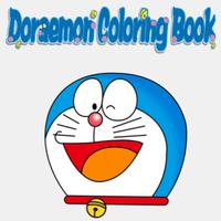 Doraemon Coloring Book