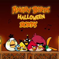 Angry Birds Halloween Boxes