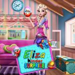 Eliza Kinder Surprise