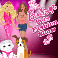 Barbie Pets Fashion Show