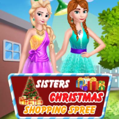 Sisters Christmas Shopping Spree