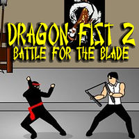 Tendances des jeux,The Dragon Master is back, but this time he has brought with him the legendary and powerful Dragon Blade. Defeat your opponents with combinations of punches and kicks to win every level. Good luck!