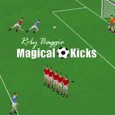 Roby Baggio : Magical Kicks