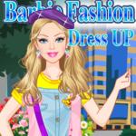 Barbie Fashion Dress Up