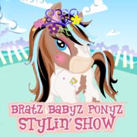 Bratz Babyz Ponyz Stylin' Show