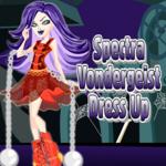Spectra Vondergeist Dress Up