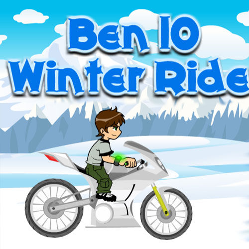 Ben 10 Winter Ride