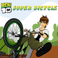 Xu hướng trò chơi,Ben 10 Super Bicycle is a Sports game. You can play Ben 10 Super Bicycle in your browser for free. Ben 10 attend Olympic contest with the subject Bicycle Motocross. Your mission is to help him win the gold medal. Use keyboard to play the game. Have fun!