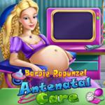 Barbie Rapunzel Antenatal Care