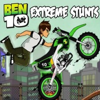 Ben 10 Extreme Stunts