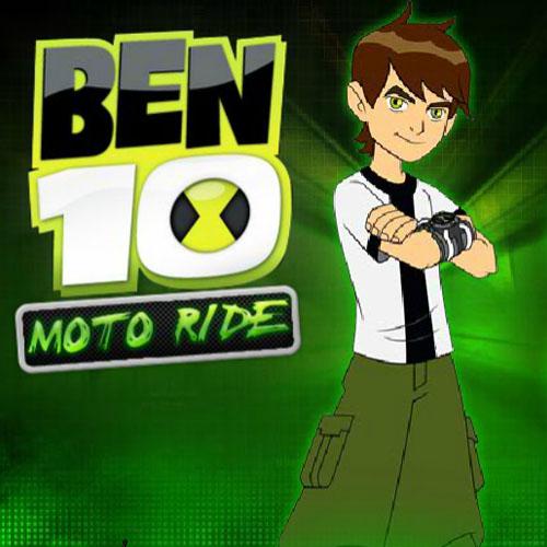 Ben 10 Moto Ride