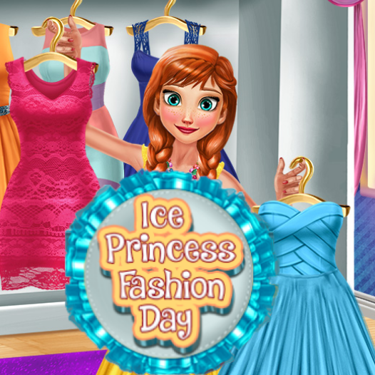 Ice Princess: Fashion Day