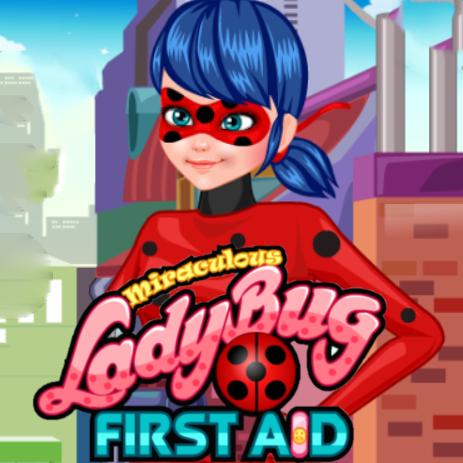 Miraculous Ladybug: First Aid