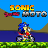 Sonic The Hedgehog Moto