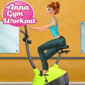 Anna Gym Workout